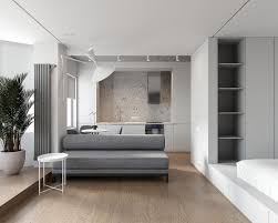 100 Minimalist Studio Two Apartments Making Statements With Shape