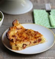 recette avec ricotta dessert tarte aux poireaux à la ricotta et au chorizo