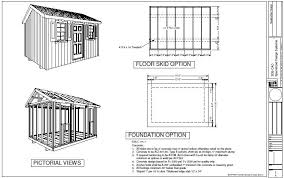 10x14 Garden Shed Plans by Specialized Design System Llc G473 10 X 14 X 8 Garden Sh U2026 Flickr