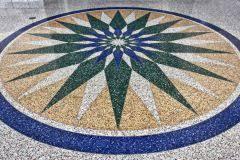 Custom Terrazzo Flooring Design Gallery