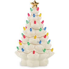 Christmas Tree Shops Lancaster Pa by Treasured Traditions Lighted Tree Figurine Figurines