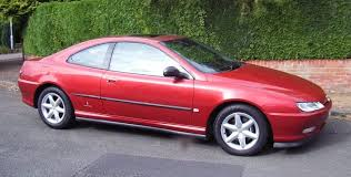Peugeot 406 Coupe V6 210HP in Hereford Herefordshire
