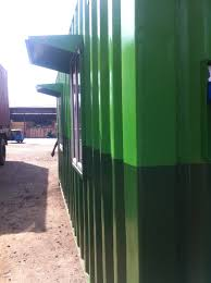100 Storage Container Conversions Hybrid Budget Office 1 Container
