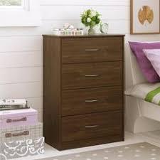 sauder beginnings 4 drawer dresser cinnamon cherry baby room