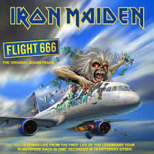 Halloween 2007 Full Soundtrack by Riddle Of Steel Metal Music Iron Maiden Flight 666 The
