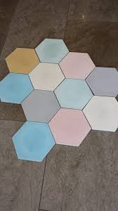 mix your own with pophams handmade cement tiles from house
