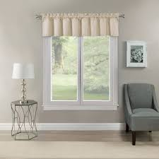 Walmart Eclipse Thermal Curtains by Eclipse Samara Blackout Energy Efficient Thermal Valance