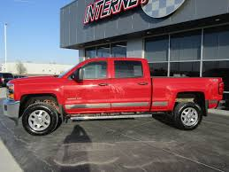 100 Chevy 2500 Truck 2015 Used Chevrolet Silverado HD 4WD Crew Cab 1537 LT At The
