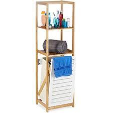 aufbewahrung organisation badezimmerregal handtuchrregal