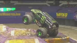 Monster Jam Driver Got His Start At Early Age | Abc13.com