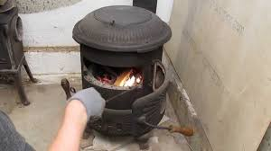 Coal Stove Youtube