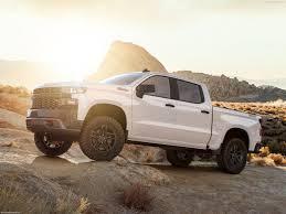 Chevrolet Silverado (2019) - Pictures, Information & Specs