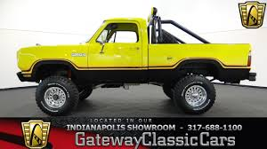 1979 Dodge Power Wagon - Gateway Classic Cars Indianapolis - #470NDY ...