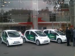 europcar siege europcar et peugeot avancent ensemble vers l électrique