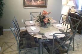 WorldQuest Orlando Resort Dining Room Table