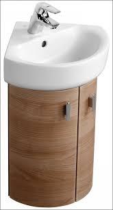 Corner Bathroom Vanity Set by Bathroom Ideas Wonderful Vanity Corner Unit White Corner