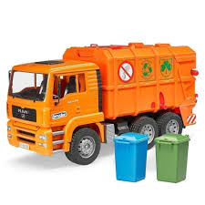 Bruder - MAN Rear Loading Garbage Truck - Orange | Online Toys Australia Bruder 02765 Cstruction Man Tga Tip Up Truck Toy Garbage Stop Motion Cartoon For Kids Video Mack Dump Wsnow Plow Minds Alive Toys Crafts Books Craigslist Or Ford F450 For Sale Together With Hino 195 Trucks Videos Of Bruder Tgs Rearloading Greenyellow 03764 Rearloading 03762 Granite With Snow Blade 02825 Rear Loading Green Morrisey Australia Ruby Red Tank At Mighty Ape Man Toyworld