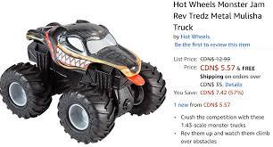 100 Hot Wheels Monster Jam Trucks List Amazon Canada Deals Save 57 Off Rev Tredz