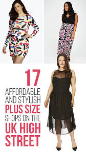 17 Stylish And Affordable Plus Size Shops On The High Street