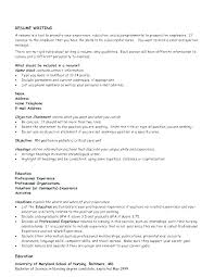 Nurse Resume Format Objective For Public Health Advisor Topic Related To Sample Awesome Websites