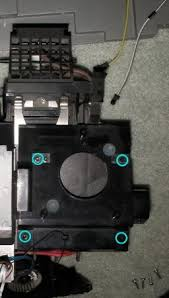 Sony Wega Lamp Replacement Instructions Kdf E42a10 by Optical Block Removal Rebuilding Sony Lcd Rear Projection Tv
