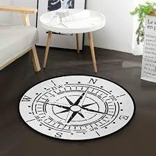 de mnsruu kompass wind schwarz weiß vintage