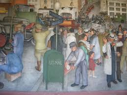 114 best wpa era art images on pinterest murals post office and