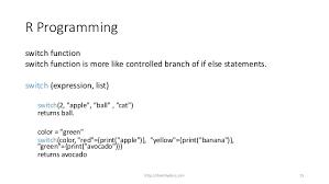 2 R Tutorial Programming