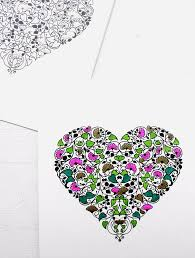 Johanna Basford Colouring Notecards And Postcards
