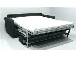 canapé couchage permanent canape lit pour couchage permanent convertible matelas quotidien