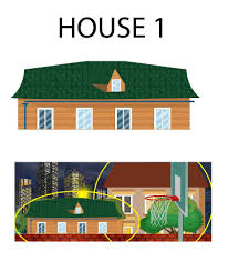 100 Houses F Entry 8 By Kokinkokambar For Easy Job Draw Two Cartoon