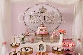 Pink And Gold Birthday Themes by Kara U0027s Party Ideas Pink U0026 Gold Princess 1st Birthday Party Via