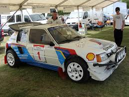 1985 Peugeot 205 T16 Group B Gallery Gallery