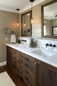 Rustic Style Bathroom Vanities Bathrooms Look