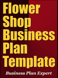 Flower Shop Business Plan Sample With Cheap Find Deals On