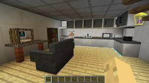 small modern house USES MRCRAYFISH FURNITURE MOD BIBLIOCRAFT MORE