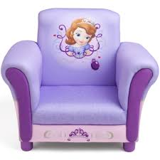 Disney Junior Sofia The First Upholstered Chair - Toys