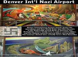 Denver International Airport Murals New World Order by Why Americas Annihilation Is Assured Even If We Defeat Russia In