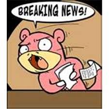 Slowpoke News BREAKING NEWS
