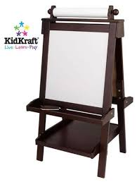 Val From Pams Patio Kitchen by 28 Kidkraft Easel Desk Espresso Kidkraft 62033 Easel Desk