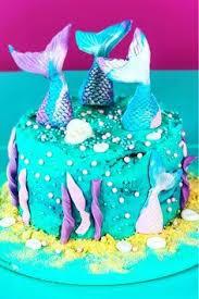 meerjungfrau torte im tortenland kindergeburtstag