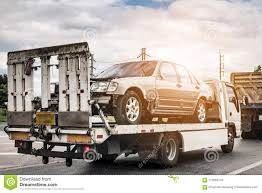Broken Car On Tow Truck After Traffic Accident Stock Image - Image ... Auto Car Transportation Services Tow Truck With Crane Mono Line Grand Island Ny Towing Good Guys Automotive City Road Assistance Service Evacuator Delivers Man And Stock Vector Illustration Of Mirror Flat Bed Loading Broken Stock Photo Royalty Free Bobs Garage Flatbed Isometric Decorative Icons Set Workshop Illustrations 1432 Icon Transport And Vehicle Sign Vector Clipart 92054 By Patrimonio
