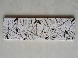 decorative skirting embossing listello border tiles buy wall