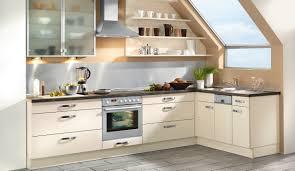 moderne einbauküche bavaria 1135 magnolie küchenquelle