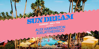 100 Sagauro Palm Springs The Saguaro Presents Sun Dream Pool Party 7