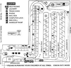 RV Park Design Dimensions