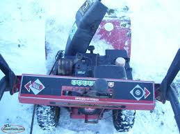 Mastercraft Snowblower - Grand Falls -Windsor, Newfoundland Labrador ...