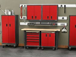 Kobalt Cabinets Vs Gladiator Cabinets by Gladiator Cabinets Gladiator Garage Cabinets Garage Shelving By