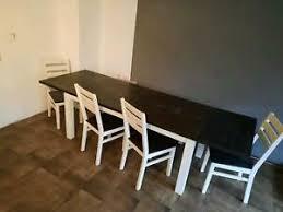 tisch stühle landhausstil möbel gebraucht kaufen ebay