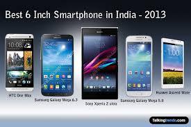 Best 6 Inch Smartphone in India 2018
